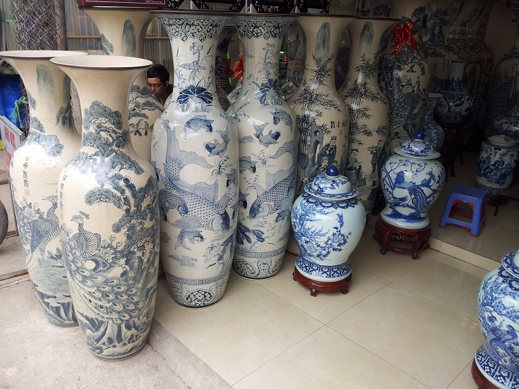 Bat Trang Ceramic Village – Traditional handicraft in Hanoi