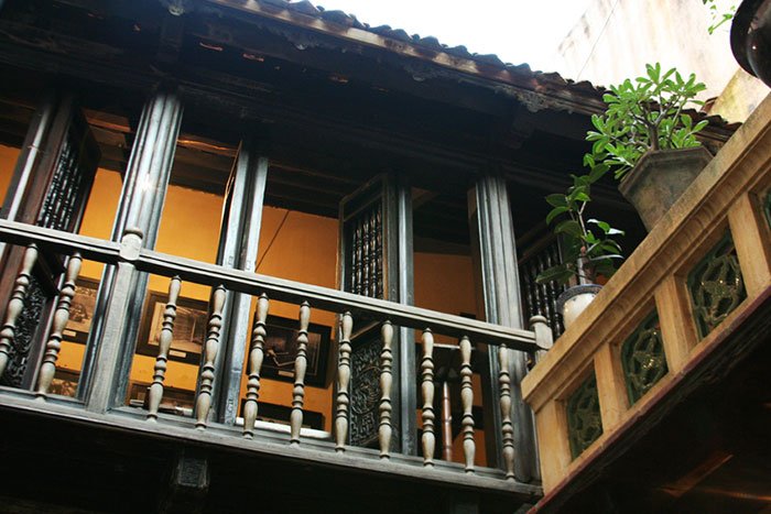 The Ancient House of 87 Ma May Hanoi